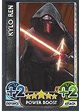 Disney Star Wars Force Attax der Force weckt Spiegel Folie Kylo REN Trading Card (188)