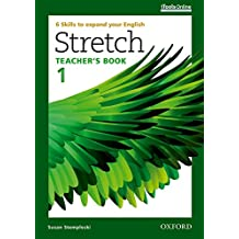 Stretch: Level 1: Teacher's Book with iTools Online: 6 Skills to expand your English