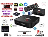 Android Tv Box Fully xtreme T95M 2017 powered kodi 17.3 - 17.4 tv box 2017 box ultimate streaming machine takes you to another dimension 4X CPU Marshmellow 6.0 AMLOGIC s905 cortex A53 64BIT 2Ghz Wifi 4K UHD H.265 Lan smart tv box quad core 8GB 2GB airplay