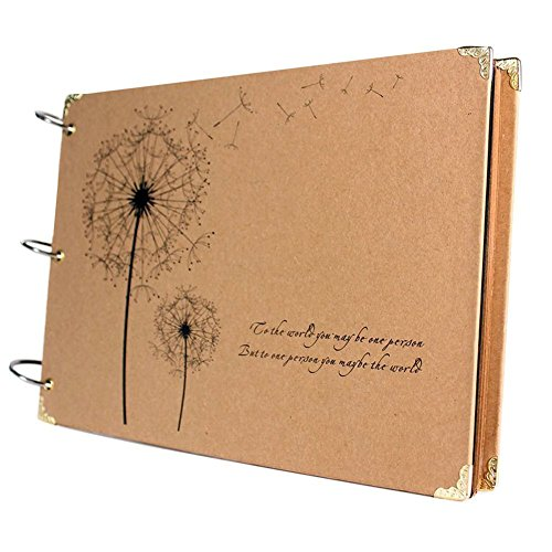 geediar diy scrapbook fotoalbum notizbuch g stebuch. Black Bedroom Furniture Sets. Home Design Ideas