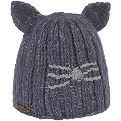 Smart Living Outdoor Brf15k452 Beanie Cappello Animal Party Cap Colore Blue Cat