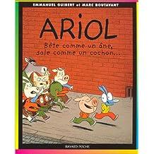 Ariol, tome 3 : Bête comme un âne, sale comme un cochon.