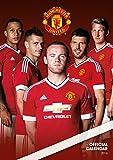 The Official Manchester United 2016 A3 Calendar (Calendar 2016)