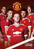 The Official Manchester United 2016 A3 Calendar