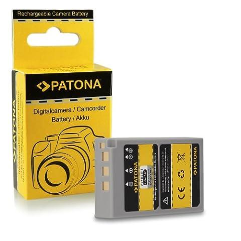 Batterie PS-BLS5 BLS-5 pour Olympus Pen E-PL1   PEN E-PL2   Pen E-PL3   Pen E-PL5   Pen E-PL6   Pen E-PM1   Pen E-PM2 e più… [ Li-ion; 900mAh; 7.4V ]