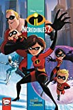 Disney/Pixar The Incredibles 2: The Story of the Movie in Comics