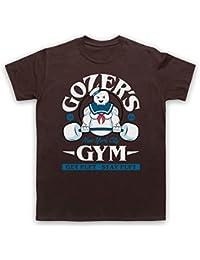 Ghostbusters Gozer's Gym Get Puft Stay Puft T-Shirt des Hommes