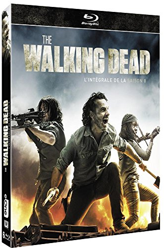 The Walking Dead - Saison 8 [Blu-ray]