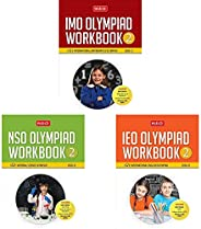 Class 2-International Mathematics Olympiad Work Book (2020-21) + National Science Olympiad Workbook (2020-21)