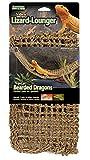 Penn-Plax Lizard Chaise Longue, 100% Fibres de Jonc de mer Naturelle pour Anoles, Barbu Dragons, Geckos, Iguanes et Ermite Crabe rectangulaire 17,8x 73,7cm