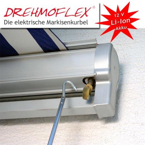 Drehmoflex Elektrische Markisenkurbel 12v Li Ionen Mobiler