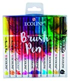Pinselstift Talens Ecoline Brush Pen 10er Set