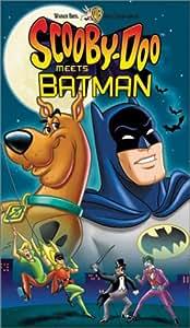 Scooby Doo Meets Batman [VHS] [Import USA]