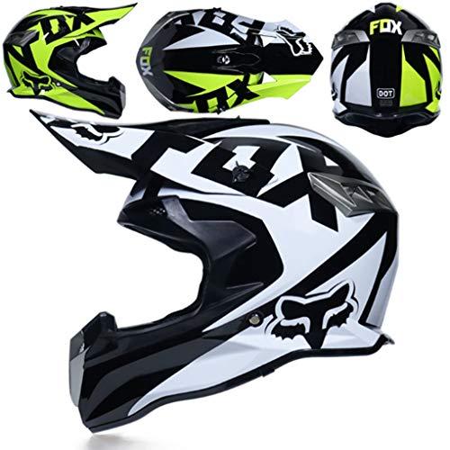LWKXY Casco De Motocross