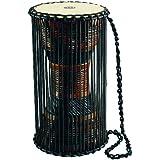 Meinl Percussion ATD-L - Timbal africano (tamaño grande, 20,32 cm), color marrón y negro