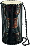 "Meinl Percussion ATD-L - Talking Drum africano, misura L 8"" (20,32 cm), colore: Marrone/nero"