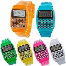 DISOK - Reloj Calculadora