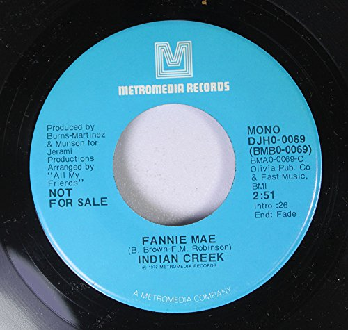 fannie-mae-45-rpm-indian-creek-indian-creek
