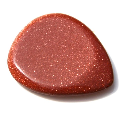 crystal-tones-plettro-in-pietra-arenaria-colore-rosso