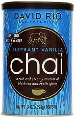 Elephant Vanilla