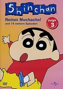 Shin Chan, Folge 3: Rettet Muchacho!