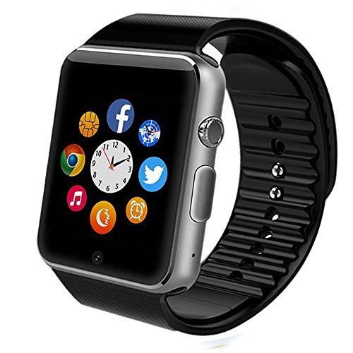 gbd-smart-watch-154-pollici-25d-ips-sincronizzazione-notificante-con-scheda-sim-gsm-gprs-connettivit