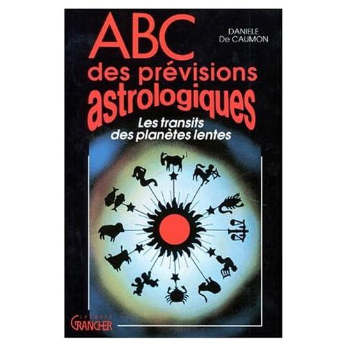 ABC des prévisions astrologiques