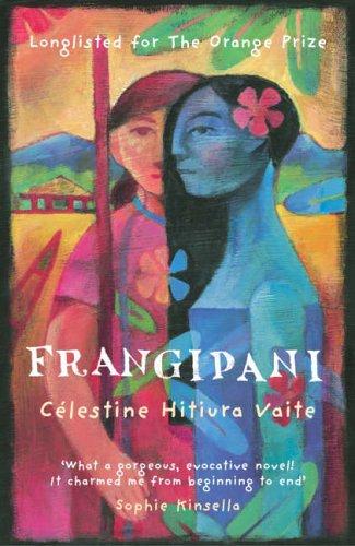 Frangipani (Materena Mahi Tilogy 1)