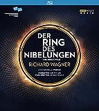 WAGNER, R.: Ring des Nibelungen (Der) [Operas] (Deutsches Nationaltheater, Weimar, 2008) (7-DVD Box Set) (NTSC) [Blu-ray]