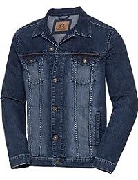 Tom Ramsey Herren Jeansjacke in Blau, Denim-Jacke, Jeans Herrenjacke,  Übergangsjacke im 9f4923d3bc