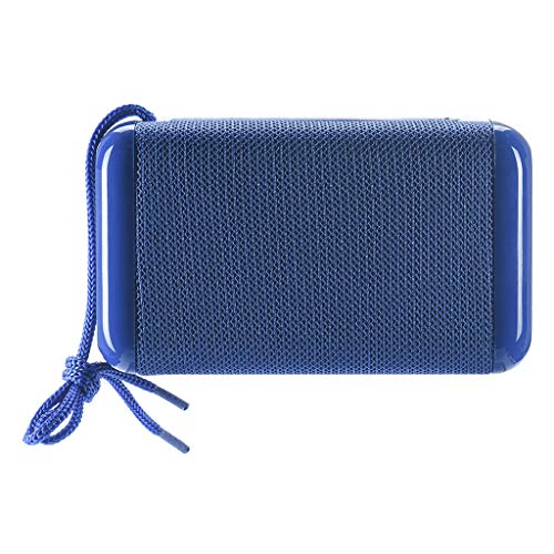 Laile Bluetooth-Lautsprecher Tragbarer drahtloser Bluetooth-Lautsprecher wasserdichter Stereo-Sound Ultra-Bass-Subwoofer, magisches Lautsprechersystem, erstaunliche Dual-Power