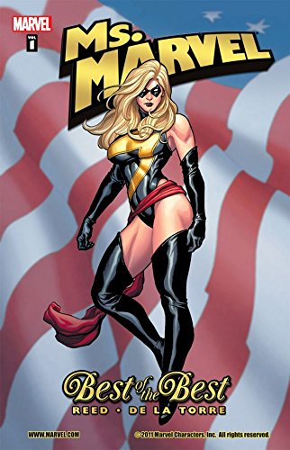 Ms. Marvel Vol. 1: Best of the Best (Ms. Marvel (2006-2010)) (English Edition) (Ms Marvel Vol 1)
