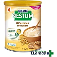 Nestlà NESTLE NESTUM 6 CEREALES GALLETA 650GR