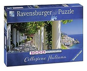 Ravensburger- Puzzles 1000 Piezas, Colección Italiana, Amalfi (15079)