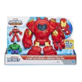 Marvel - Playskool Heroes Stark Tech Armor, playset (Hasbro B0138EU4)