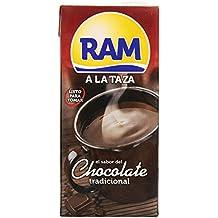 RAM - Chocolate tradicional a la taza 1 litro - Pack de 6 (Total 6
