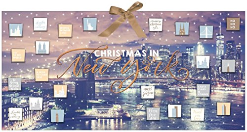 Christmas in New York: Adventskalender
