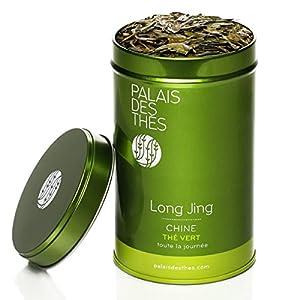 Palais Des Thés - Thé Vert Long Jing -Boîte Métal 100 Gr