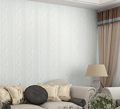 Longless Tapeten, Europäischen, 3D, Vliesstoff, Tapeten, Schlafzimmer, Wohnzimmer, Hintergrund, Hintergrundbild, 10*0.53M
