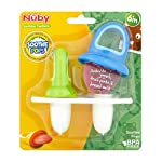 Nuby Soothie Moulds