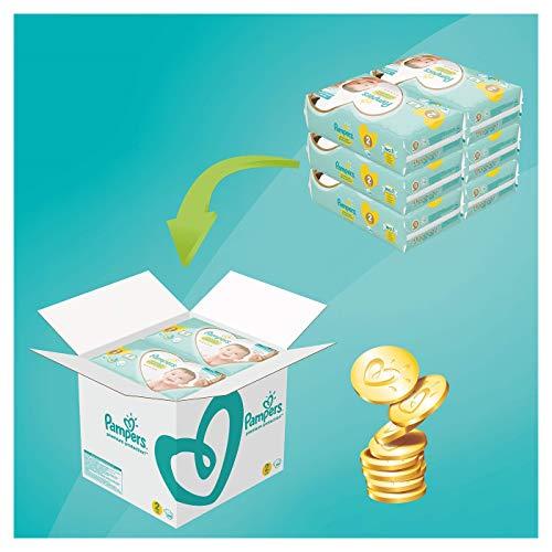 Pampers Premium Protection Windeln, Gr. 3 Midi (5-9 kg), Monatsbox, 1er Pack (1 x 204 Stück) - 2
