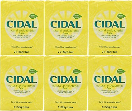 cidal-natural-antibacterial-soap-twin-pack-125g-x6-12-soaps