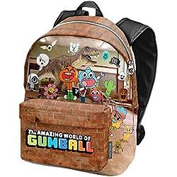 """Gumball 32723 - Mochila Infantíl""""Freetime Elmore"""""""