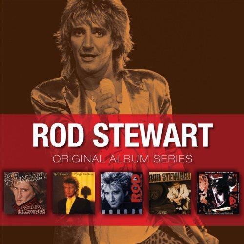 Vagabond Heart (Original Album Series:Vagabond Heart/Foolish Behaviour/Camoflage/Tonight I'm Yours/Every Beat of My Heart Box set Edition by Rod Stewart (2012) Audio CD)