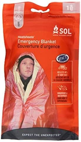 Advanced Medical Kits Emergency Blanket - Taille Unique