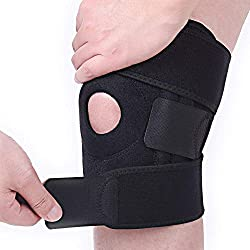 6eb3fb54fe 50%off 21R Knee Support, Open Patella Brace Sleeve for Arthritis, Meniscus  Tear,Joint Pain