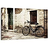 fahrrad bahnhof bmx bahnschiene format 100x70. Black Bedroom Furniture Sets. Home Design Ideas