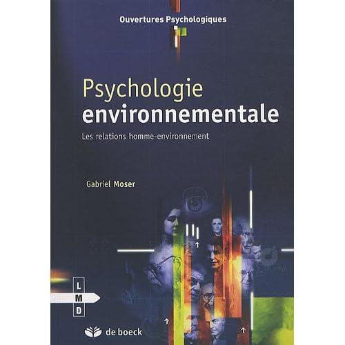 Psychologie environnementale