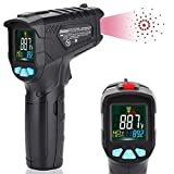 Infrared Thermometer Non-Contact Digital Laser IR Temperature Gun for Kitchen Meat Food Cooking