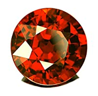 Be You Garnet Colour Cubic Zirconia AAA Quality 2 mm Diamond Cut Round Shape 1000 pcs loose gemstone